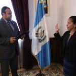 Artista Lucía Armas asume Viceministerio de Cultura