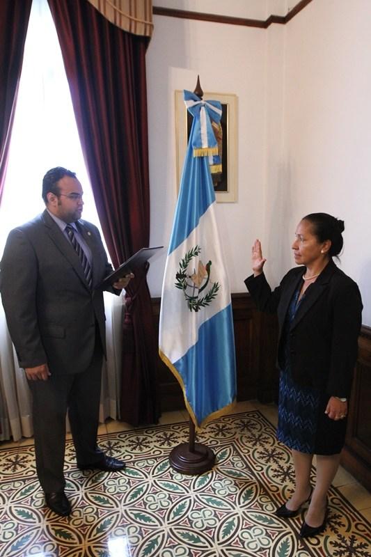 Viceministra Lucia Armas_1332