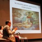 Ministerio de Cultura y Deportes rinde homenaje póstumo a Efraín Recinos