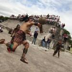 Juego de Pelota Maya en Guatemala
