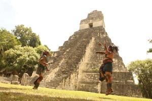 Juego de pelota maya en brasil