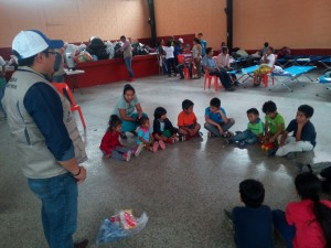 Ministerio de Cultura habilita centros de acopio ante  tragedia