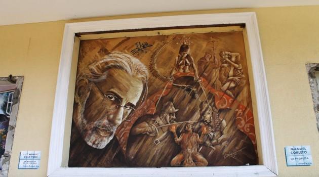 Mural Teatro de Bellas Artes