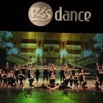 """La Academia Ríos Dance presentó su show """"Music Awards 2015"""""""