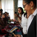 Viceministra de Cultura participa clausura certificación para Artesanos1