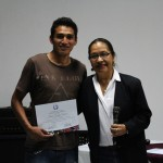 Viceministra de Cultura participa clausura certificación para Artesanos2