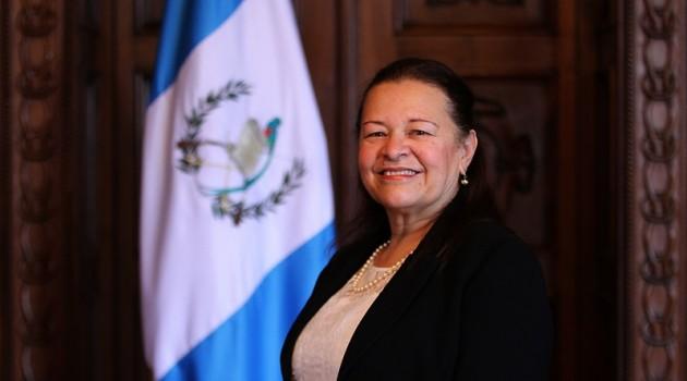 Viceministra del Deporte y la Recreación Gladys Palala1