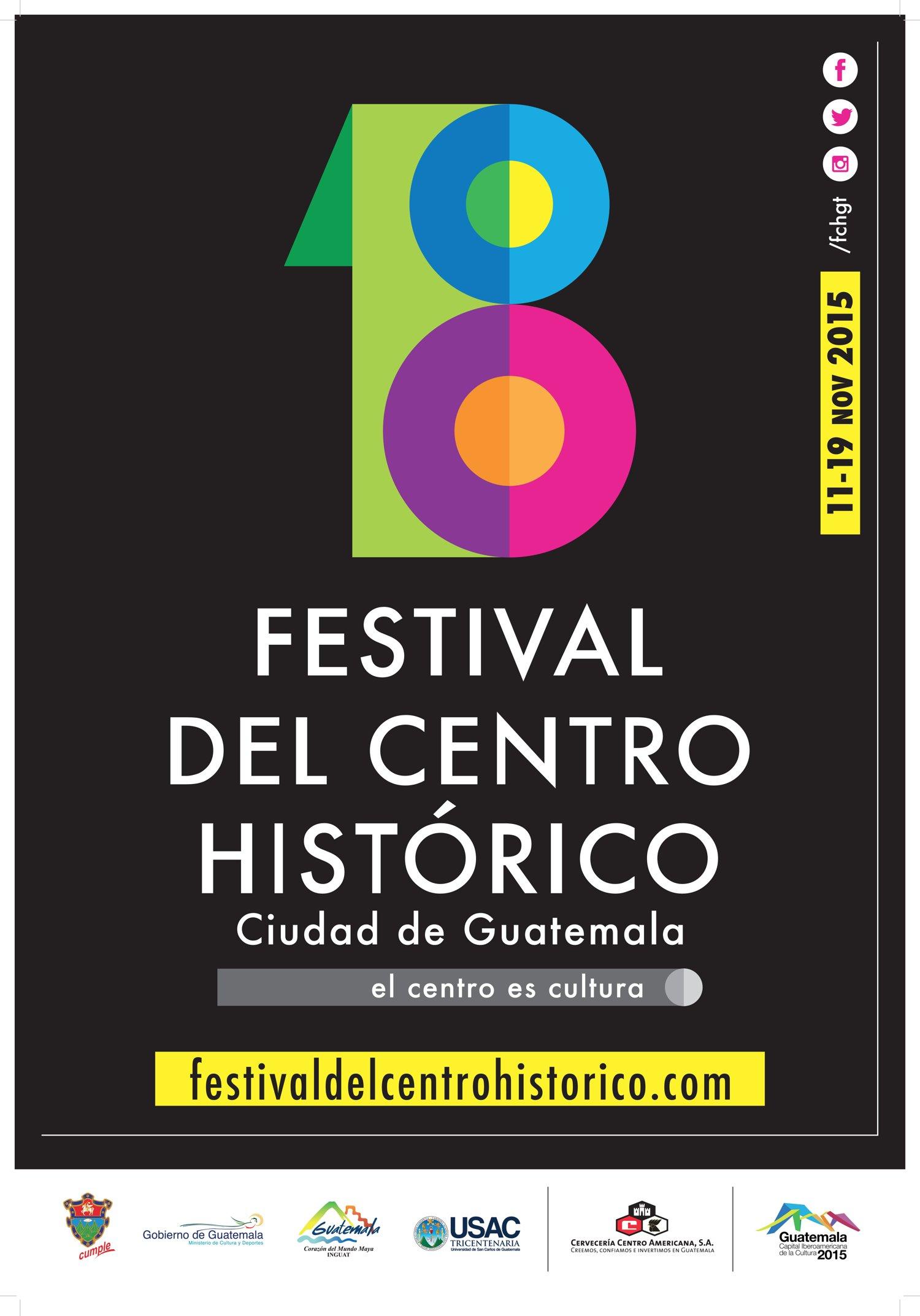 Afiche 18º FCH
