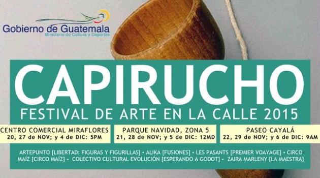Banner capirucho