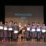 """Escuela Nacional de Arte Dramático """"Carlos Figueroa Juárez"""" -ENAD-  presentó su clausura del ciclo lectivo  2015"""
