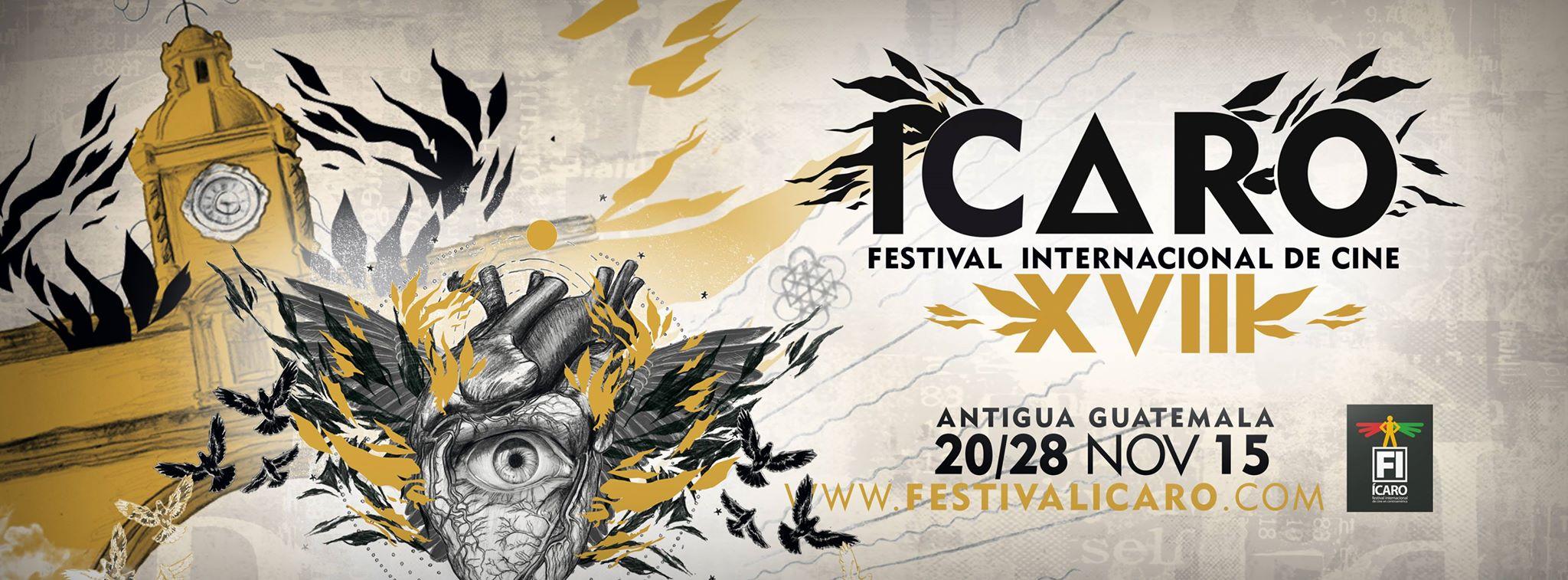 Festival Internacional de Cine ICARO 2015