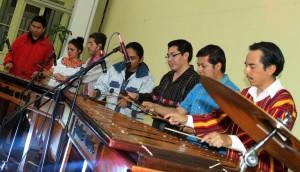 Marimba de Bellas Artes se une a la celebración del Festival del Centro Histórico_2973