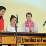 Marimba de Bellas Artes se une a la celebración del Festival del Centro Histórico_2982