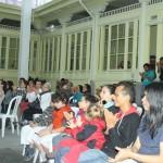 Marimba de Bellas Artes se une a la celebración del Festival del Centro Histórico_3037