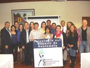 Psicologia del Deportes en Guatemala