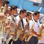 Primer Campamento de Bandas de Marcha, organizado por el Ministerio de Cultura y Deportes