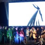 Se realizó la clausura del Festival Ícaro 2015 en la Antigua Guatemala