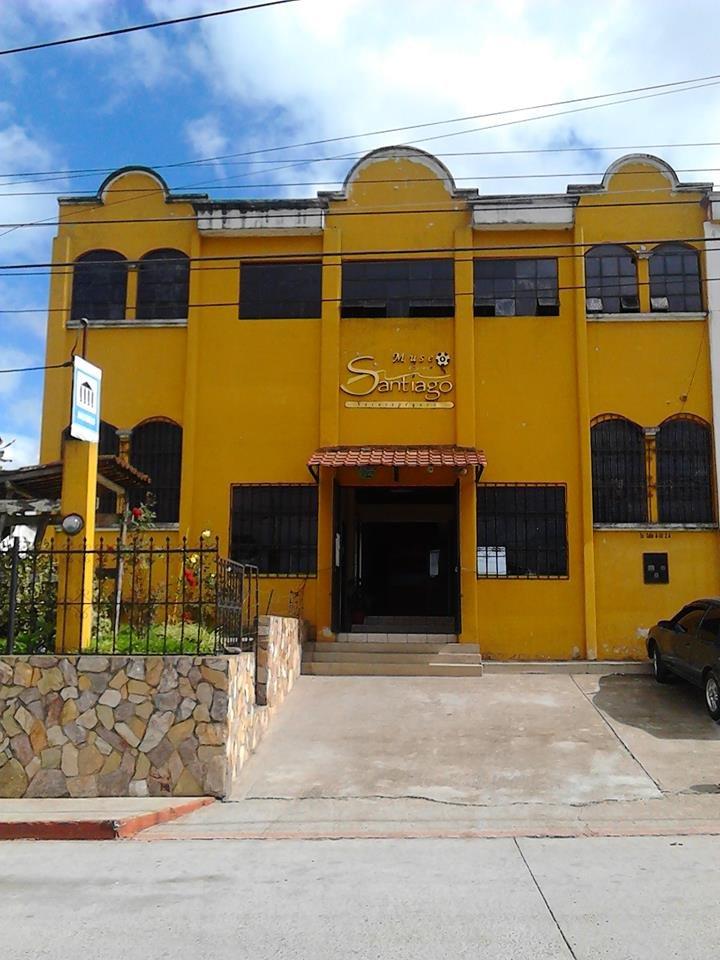 Museo Regional de Santiago de Sacatepéquez2