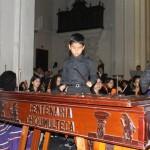 Orquesta de Niños del Trifinio, celebrado en la Basílica de Esquipulas