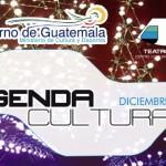 Agenda Cultural de actividades - Diciembre -  del Teatro Nacional