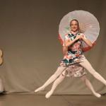 """Alumnos del curso de vacaciones de la Escuela Nacional de Danza presentan la obra """"El Cascanueces"""""""