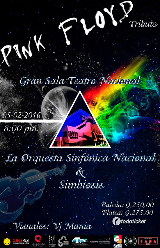 OSN TRIBUTO A PINK FLOYD