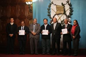 Festival de La Marimba, Primer Aniversario de patrimonio de las amaricas  (3)