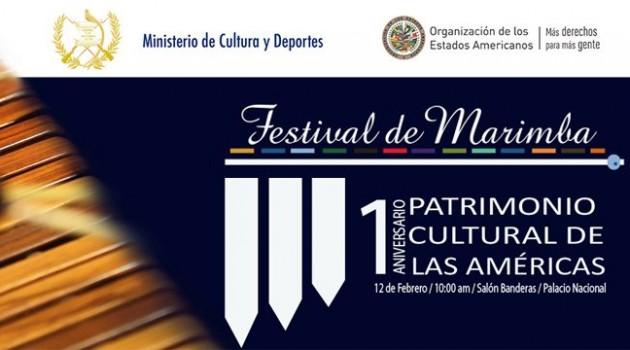 Festival de marimba