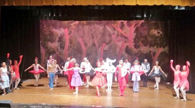Temporada Infantil del Ballet Guatemala