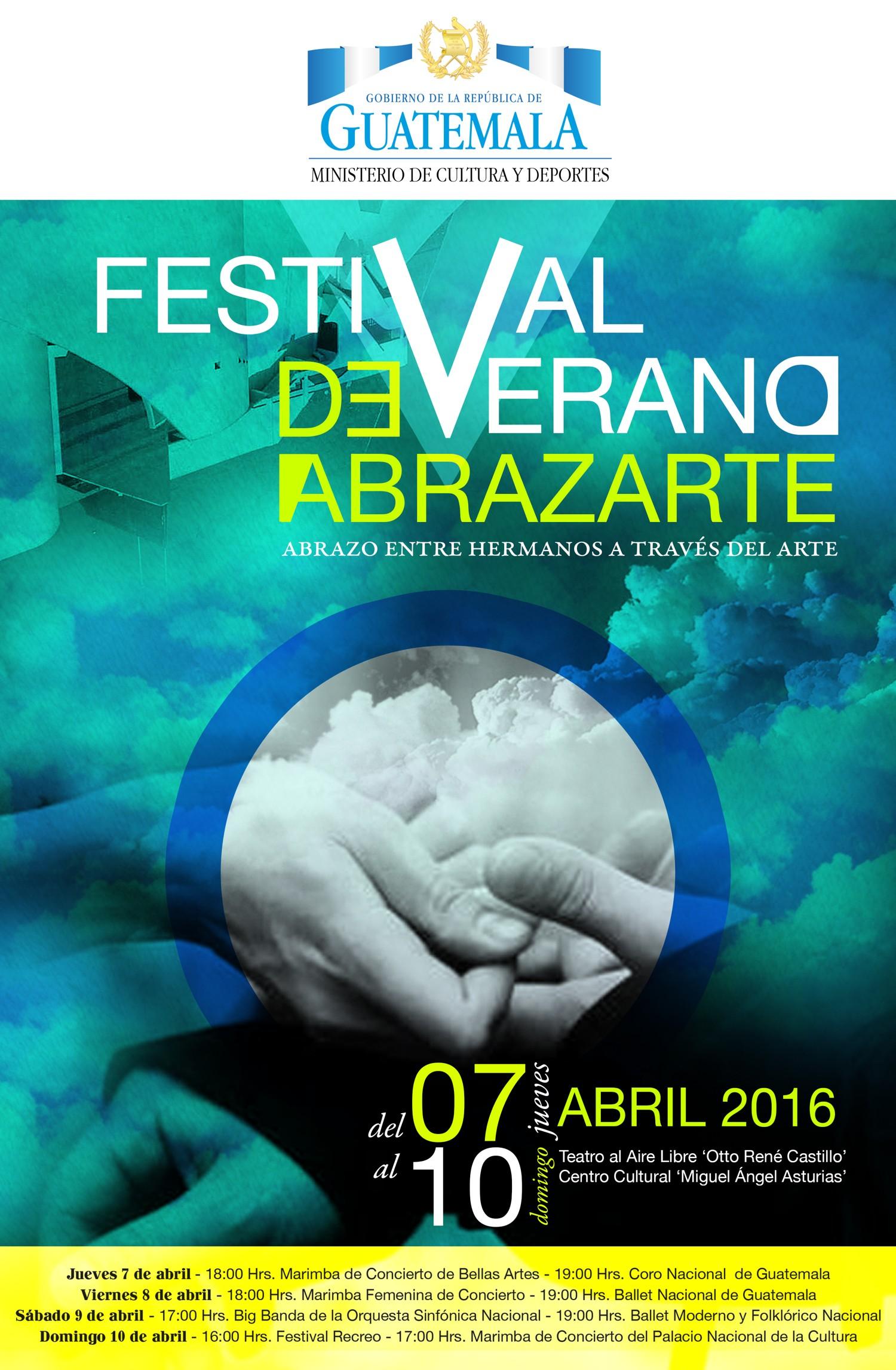 Afiche Festival de Verano FINAL