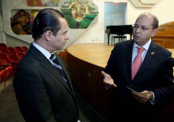 Conservatorio Nacional recibe donación del Presidente de la República2