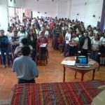 conversatorio en el día Internacional de la Lengua Materna