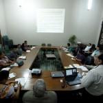 Colaboradores del Ministerio de Cultura y Deportes participan en conversatorio sobre emprendimiento en Industrias Culturales Mayas