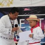 Finaliza con gran éxito el festival de canto en idioma Itza'