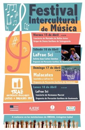 Festival intercultural de Música