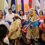 Ministro José Luis Chea Urruela a reunión de CeccSica en Honduras