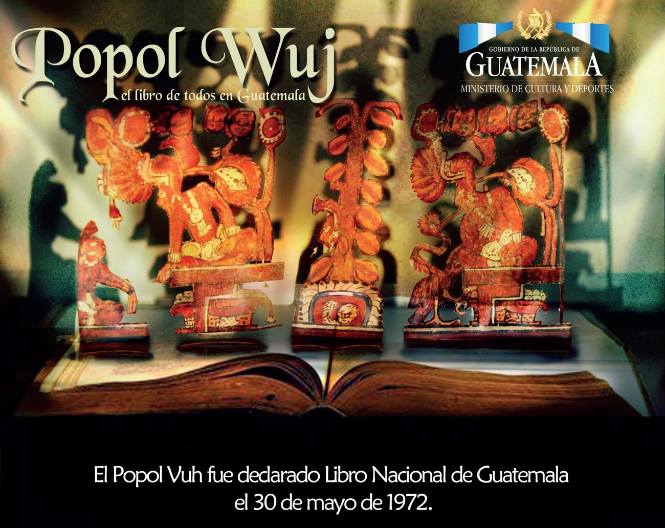 30 de mayo dia nacional del Popol Wuj
