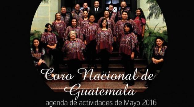 Coro Nacional de Guatemala web