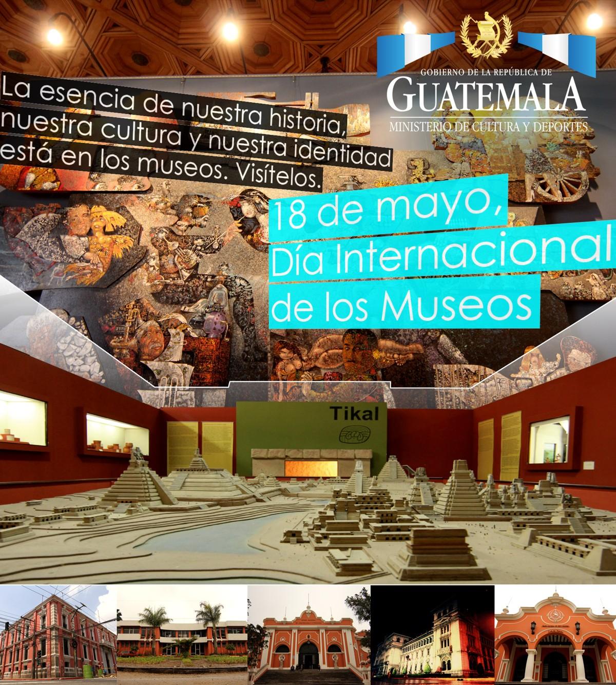 DIA INTERNACIONAL DE LOS MUSEOS 2016 BAJA