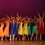 """""""Danza y movimiento"""" exhibe el talento de bailarines de distintos géneros"""