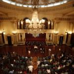 El Palacio Nacional de la Cultura se engalana con temas clásicos de la música sacra