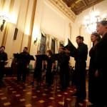 """""""La Capilla del Valle de la Asunción"""" evocó los siglos XVI, XVII y XVIII, en el Festival del Música Antigua"""