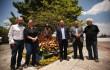 Homenaje Efraín Recinos Natalicio