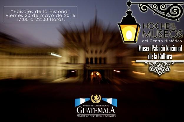 PALACIO NACIONAL NOCHE DE LOS MUSEOSbaja