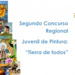 """Segundo Concurso Regional Juvenil de Pintura: """"Tierra de todos"""""""