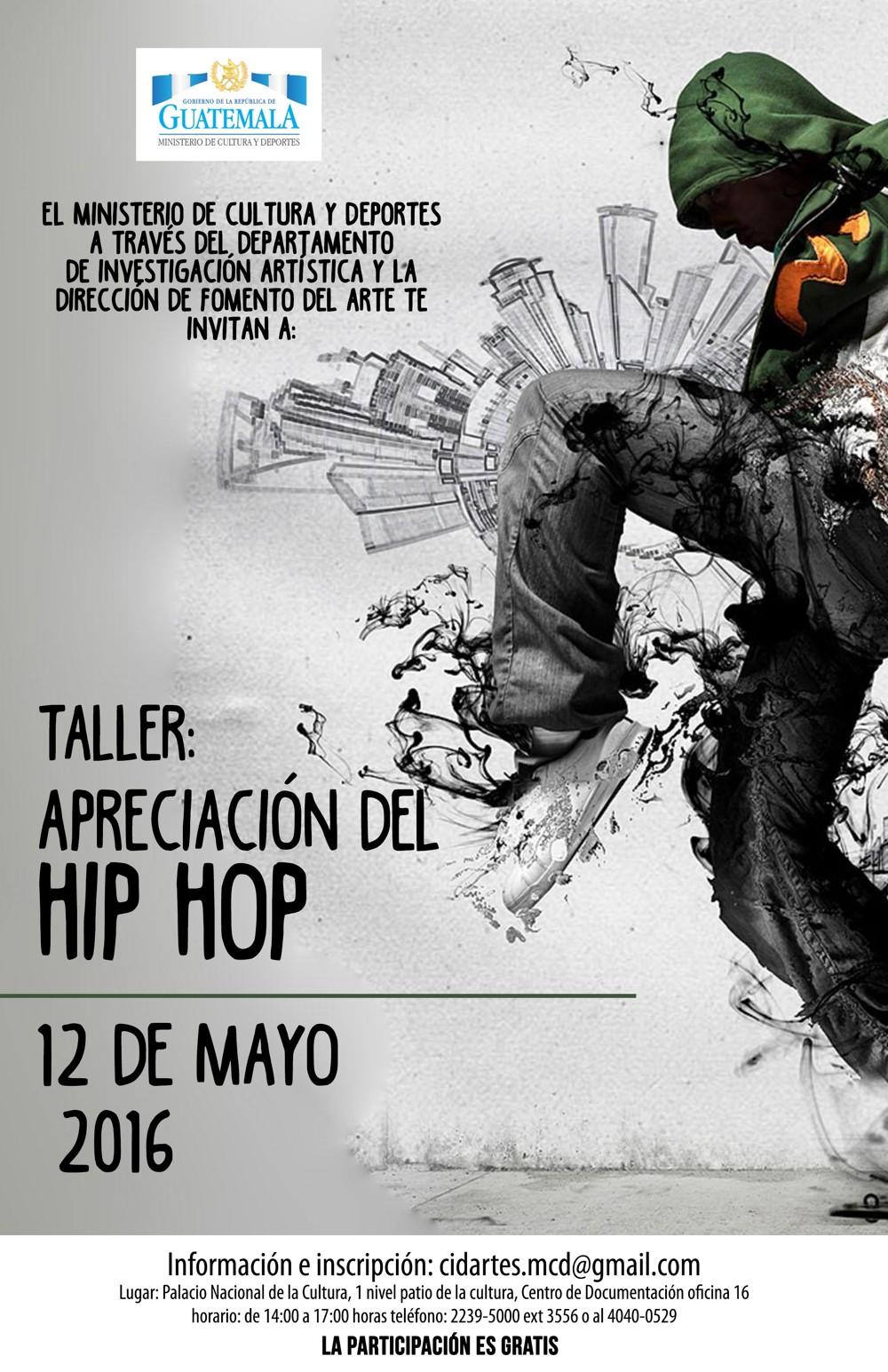 hip hop BAJA
