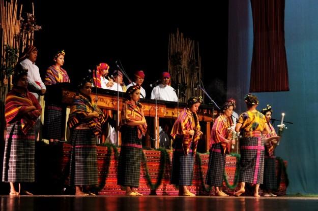 Ballet Moderno y Folklórico de Guatemala