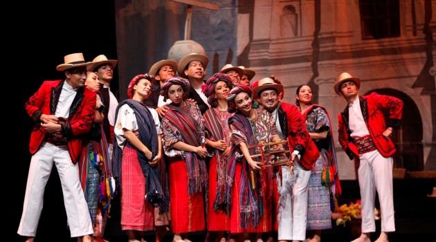 Ballet Moderno y Folklorico tradición, fe y color