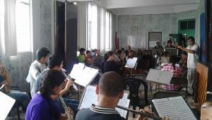 Estudiantes Conservatorio Nacional de Musica