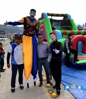 Feria cultural llega a Quetzaltenango